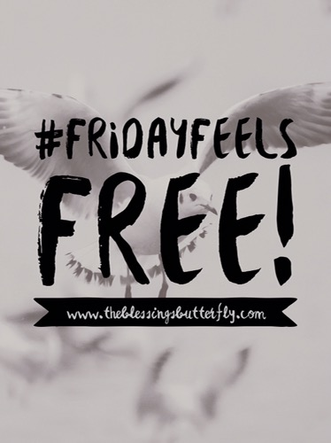 #FridayFeels FREE! The Blessings Butterfly